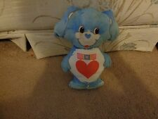 VINTAGE CARE BEAR COUSINS LOYAL HEART DOG PILLOW PANEL PLUSH DOLL FIGURE TOY