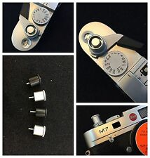 Shutter button release for Leica M6 M7 MP Camera Black Made in Japan
