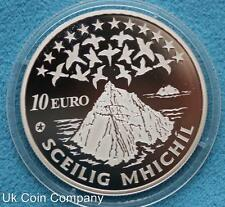 2008 Ireland 10 Euro Silver Proof Coin Celtic Culture