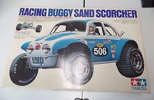 Vintage 1979 Tamiya Racing Buggy Sand Scorcher COMPLETE