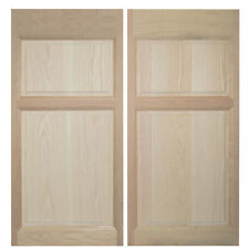 "COMMERCIAL SOLID OAK WESTERN WOODEN CAFE SALOON DOORS ANY 24""-36"" w/Hardware"