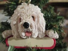 OLD ENGLISH SHEEPDOG ~ ORNAMENT #77