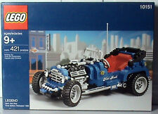 Lego MODEL TEAM LEGENDS # 10151 Hot Rod NEW Sealed