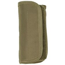 "Voodoo Tactical Vertical 2.75"" Shotgun Shell Ammo Pouch Holds 12 MOLLE Coyote"