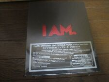 KPOP I AM: SMTOWN LIVE WORLD TOUR in Madison Square Garden DVD Box [Promo]