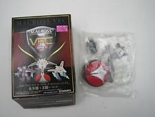 Macross VFC 1 1/200 Variable Fighter Collection Gashapon VF-1J Grey Battroid