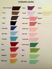 Seam Binding~Fluffy Crinkled Ribbon 24 Yards(72 feet)& You Pick From 24 Colors ~