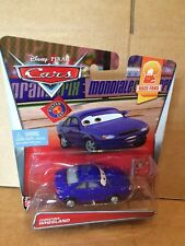 "DISNEY CARS DIECAST - ""Christina Wheeland"" Race Fan - Combined Postage"