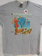 NEW - NO DOUBT GWEN STEFANI BAND / CONCERT / MUSIC T-SHIRT SLIM FIT EXTRA LARGE