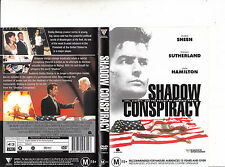 Shadow Conspiracy-1996-Charlie Sheen-Movie-DVD