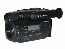 Blaupunkt CC 894 Hi8 Camcorder - 8mm Video Camera Recorder
