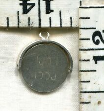VINTAGE STERLING BRACELET CHARM~SPINNER~GOOD LUCK~THIS ONE IS JUST $9.99....