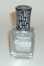 Sally Hansen Foil Crackle Overcoat Nail Polish - 03 Fractured -