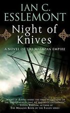 Novels of the Malazan Empire: Night of Knives 1 by Ian C. Esslemont (2010,...