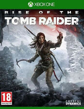XBOX One Rise of the Tomb Raider Uncut NUOVO & OVP pacco postale