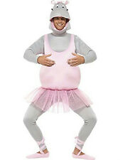 Smiffy's Men's Ballerina Hippo Adult Costume