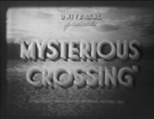 MYSTERIOUS CROSSING 1936 (DVD)  JAMES DUNN, JEAN ROGERS