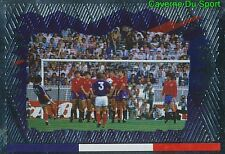 092 EURO 84 FINAL FRANCE Vs ESPANA STICKER EURO 2016 FIERS D'ETRE BLEUS PANINI
