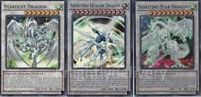 Yusei Fudo Collection - 112 cards - Shooting Star Dragon - Quasar - Stardust NM