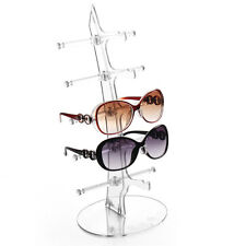 Practical 5 Layers Eyeglasses Sunglasses Glasses Display Stand Rack Holder