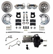 1971-73 Ford Mustang Cougar  Disc Brake Conversion Kit Power