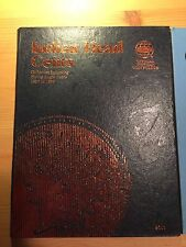 Partial Indian Head Cent Collection in Whitman Folder | 21 Coins