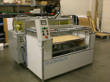 """SIBE AUTOMATION VACUUM FORMING MACHINE 24""""X48"""" THERMOFORMING 8 ZONE INFRARED PLC"""