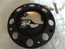 Pro Comp Metal Mulisha Wheel Center Cap 8113CAP1  LG0912-80 NEW Black Rim Middle