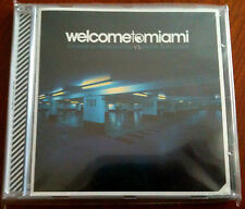 WELCOME TO MIAMI - Casanova Frankenstein Vs. Baron Von Chaos - CD NEUF