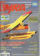 MRA N°827 PLAN : LE SPEEDY-E / HYDRAVION : BEAVER - CATALINA - SEAWIND / STARLET