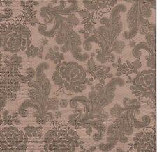2 Serviettes en papier Décor fleuri Roses Decoupage Paper Napkins Lace