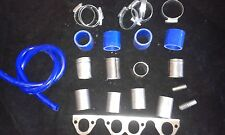 GOLF 8v 2.0/1.8/1.6 DIY BIKE CARB/ THROTTLE BODIES INLET MANIFOLD KIT 41mm PIPES