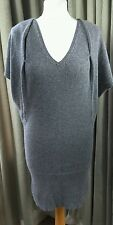 100% Cashmere Jumper Dress by My Cashmere 1.2.3 - Size 12 EXCELLENT COND