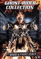 Ghost Rider 1 & 2/Ghost Rider: Spirit of Vengeance (DVD, 2015) Nicholas Cage NEW