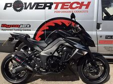 KAWASAKI Z1000 SX 2011 ON. GPS PERFORMANCE CARBON STUBBY ROAD LEGAL CAN EXHAUST