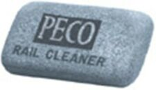 PECO PL41 Model Railway Track Rail Cleaning Rubber New Pack FREE 2nd Class Post