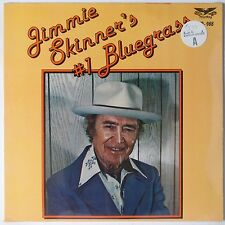 JIMMIE SKINNER: #1 Bluegrass SEALED Starday '77 Country ORIG LP