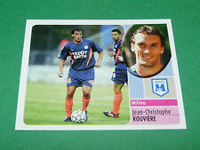 ROUVIERE MONTPELLIER HERAULT MSC PANINI FOOT 2003 FOOTBALL 2002-2003