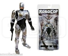 "NECA - BATTLE DAMAGED ROBOCOP - 7"" ACTION FIGUR FIGURE  - NEU/OVP"