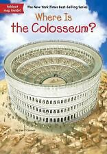 Where Is... ?: Where Is the Colosseum? by Jim O'Connor (2017, Paperback)