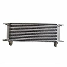 13 row Universal Engine Oil Cooler AL 13x4x2 AN6 6AN AN 6 For Chevy Honda RSX