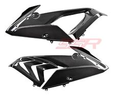 2015 2016 BMW S1000RR Side Panel Infill Cover Fairing Set Twill Carbon Fiber