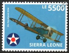 WWI US Army AIRCO / De Havilland DH.4 Biplane Bomber Aircraft Stamp