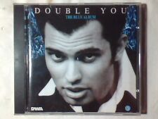 DOUBLE YOU The blue album cd ITALY ICE MC DAVID BOWIE COME NUOVO LIKE NEW!!!