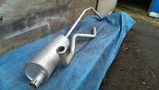 DATSUN  CABSTAR VAN F20 SERIES 1978 TO 1982 COMPLETE EXHAUST SYSTEM