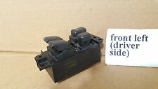 chrysler dodge MB920561 95-99 mitsubishi eclipse WINDOW SWITCH LEFT a396