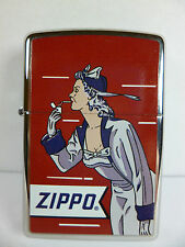 Zippo Feuerzeug Windy Girl #5 Limited Edition xxx/200