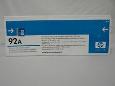 HP C4092A Toner Cartridge Genuine