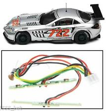 'New' Scalextric W9930 PCB Light Circuit Board McLaren Mercedes SLR C3010