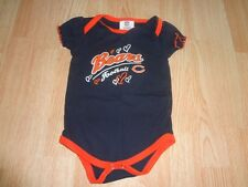 Infant/Baby Girls Chicago Bears 18 Mo Creeper NFL Team Apparel Hearts